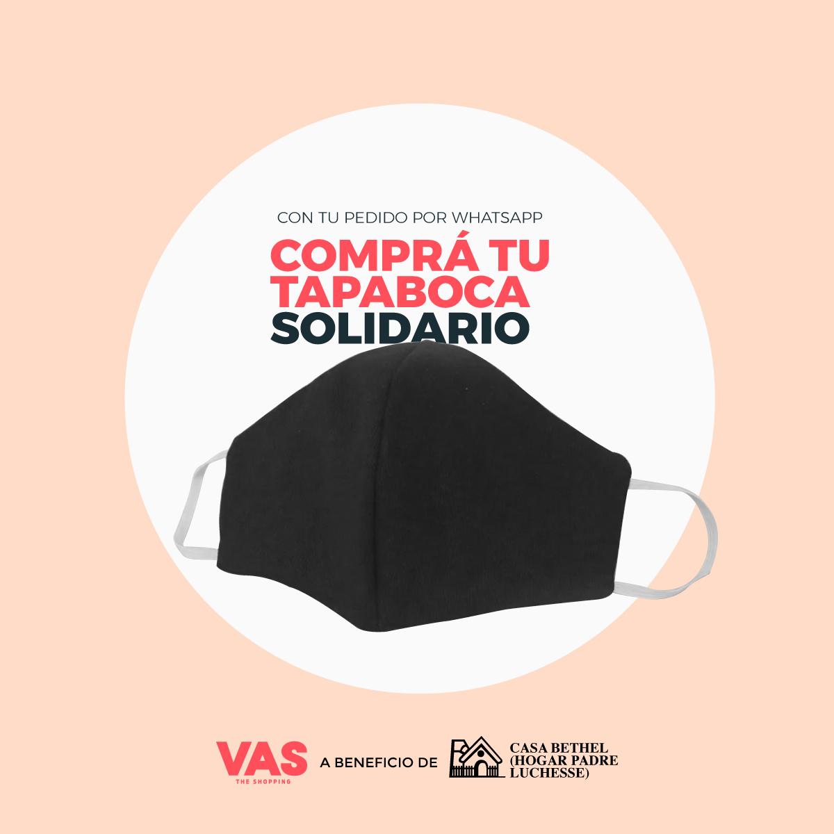 Tapaboca Solidario