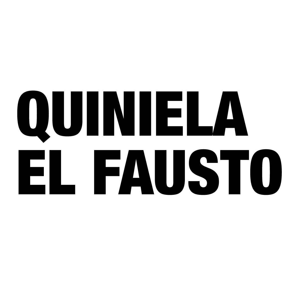 Quiniela El Fausto