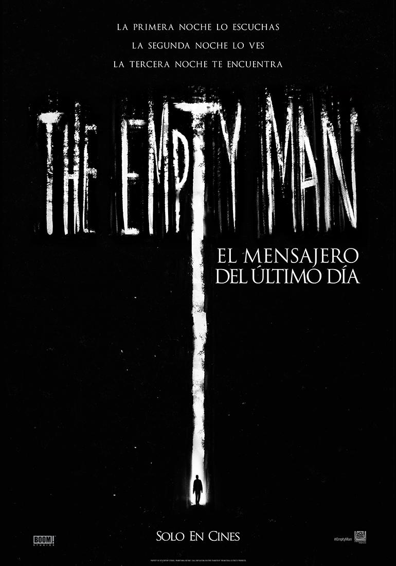 EMPTY MAN: MENSAJERO DEL ULTIMO DÍA